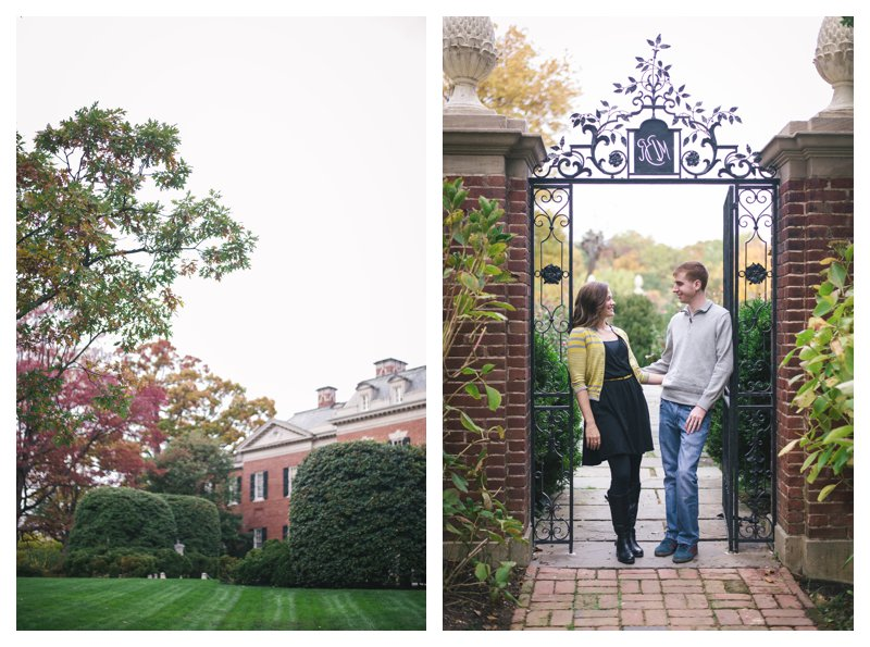 Engagement Photos in Georgetown